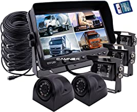 Camnex Car Rear View Backup Camera System 9