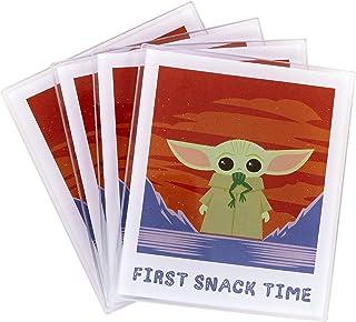 Funko Star Wars Mandalorian: The Child: Coaster Set: Polaroids - FG-UT-SW06491