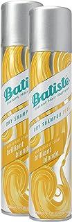 comprar comparacion Batiste Brilliant Blonde Champú en seco con un toque de color para cabellos rubios, para todos los tipos de cabello, pack ...