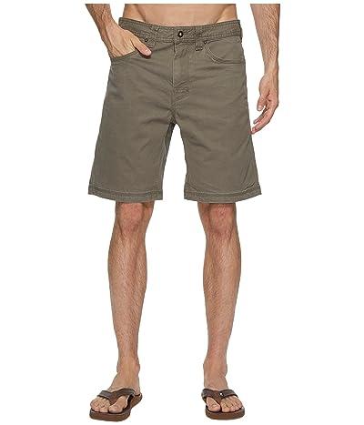 Prana Bronson 11 Short (Mud) Men