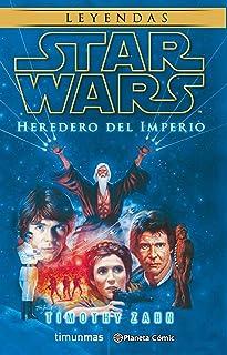 Star Wars Heredero del Imperio (novela)