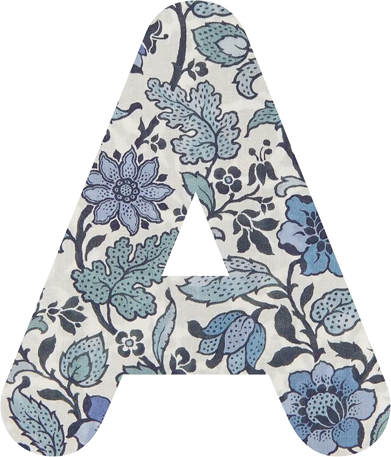 Sew Perfect Liberty Emery Walker Inch-A A Applique-Letters Max Product 65% OFF 2