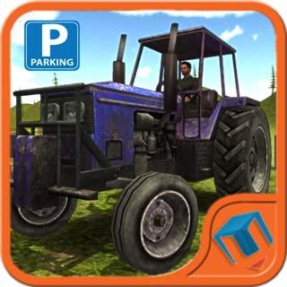 3D Farm Tractor Parking Simulator 2015