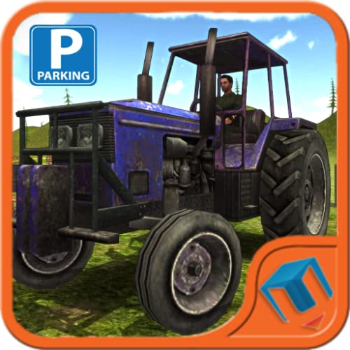 3D Farm Tractor Parking Simulator 2015