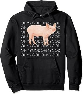 7f4b2e6a8a76 Shane Dawson Oh My God Pig Hoodie