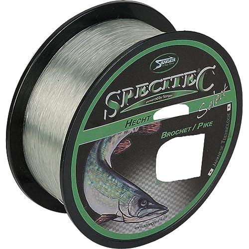 Specitec Hecht - Sedal de pesca (0,32 mm de diámetro, ideal para ...