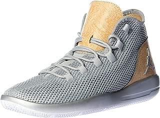 Jordan Reveal Men Round Toe Leather Sneakers