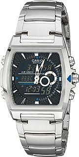 Men's EFA120D-1AV Ana-Digi Edifice Thermometer Bracelet...