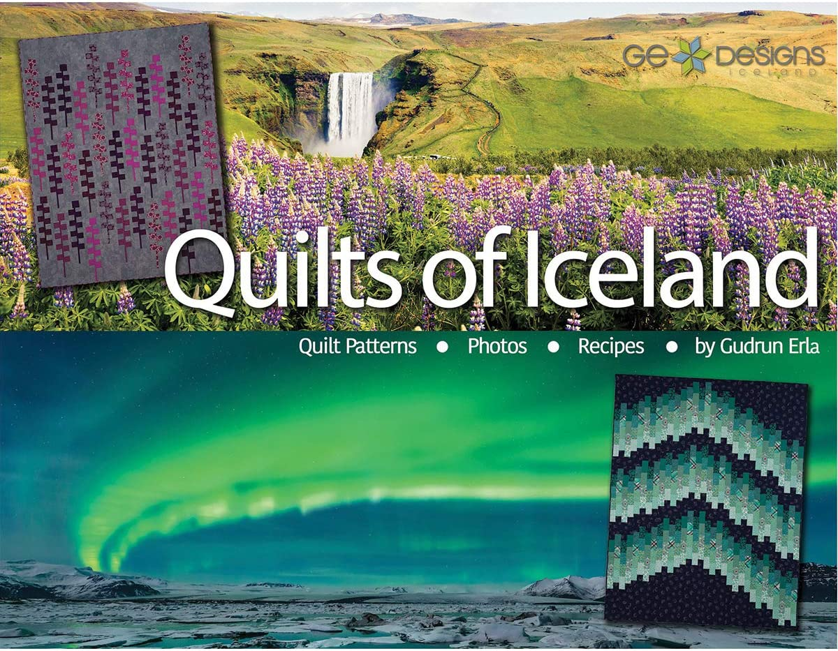 Quilts of Iceland Ranking TOP4 Book Designs GE Quality inspection from