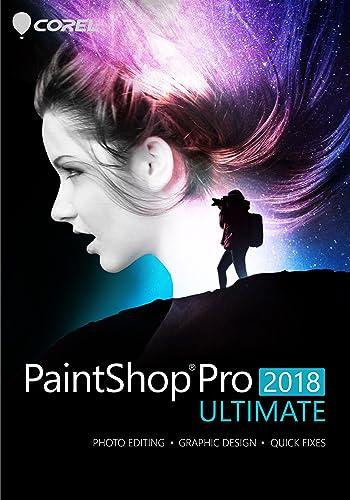 Corel PaintShop Pro 2018 [Téléchargement]