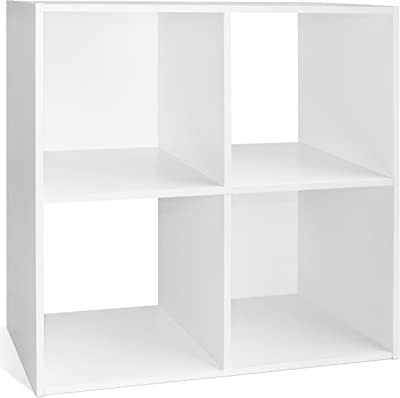 storage 4 cube shelves