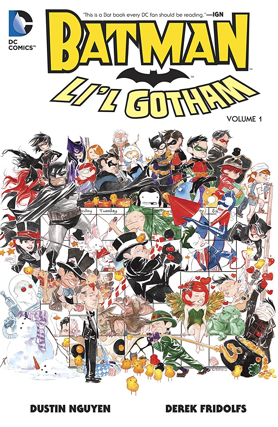 考案する分泌する提供するBatman: Li'l Gotham Vol. 1 (English Edition)