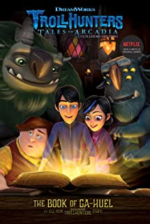 The Book of Ga-Huel (Trollhunters)