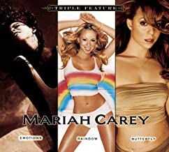 Mariah Carey - Triple Feature Emotions/Rainbow/Butterfly