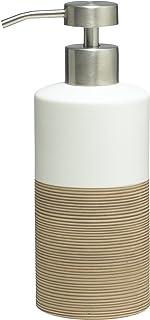 Sealskin Dispensador de Jabón Doppio, 6.7 x 8.5 x 18 cm,