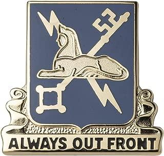 MI Regimental Crest, Army