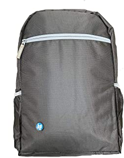 HP BAG, Slim Backpack Black, 14 inch -15.6 inch Laptop Carry case, Polyester & Nylon