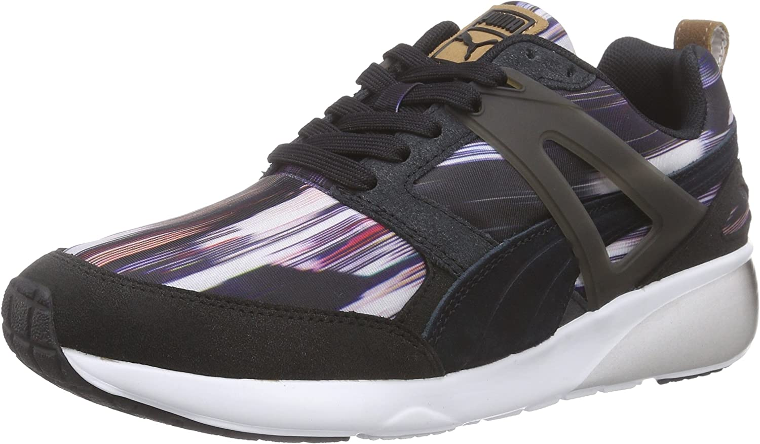 PUMA Aril Fast Graphic Womens Running Sneakers shoes