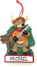Personalized Hunting Hunter Christmas Ornament 2019