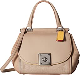 COACH - Drifter Top Handle In Edgestain Leather