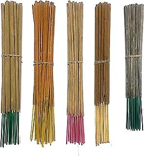 Sponsored Ad - INA KI Incense Sticks 5 Fragrance Pack 40gm Each - Natural Long Lasting Home & Indoor Fragrance (200 Gram P...