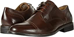 Nunn Bush Sparta Cap Toe Oxford