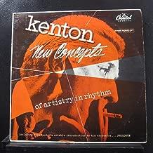 Kenton - New oncepts Of Artistry In Rhythm - Lp Vinyl Record