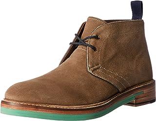 Brando Men's Piers Boots, Beige