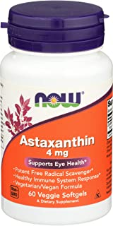 Now Foods, Astaxanthin, 60 Soft Gels