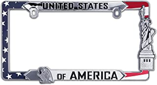 Elektroplate USA All Metal License Plate Frame