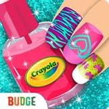 Fiesta de manicure Crayola - Salón de manicure