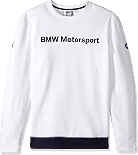 PUMA Men's BMW Motorsport Crew Neck Sweat
