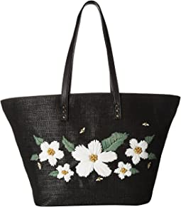 Betsey Johnson Daisy'd & Confused Tote