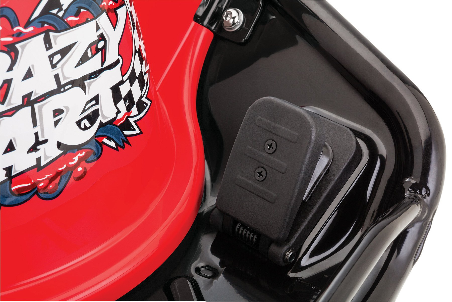 Razor 2014 Model Crazy Cart - Black/Red