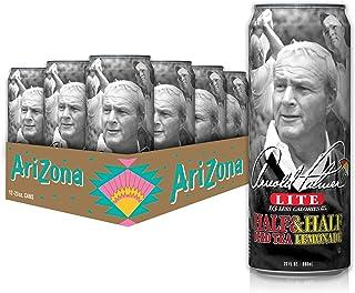 AriZona Arnold Palmer Black Big Can, 23 Fl Oz (Pack of 12)
