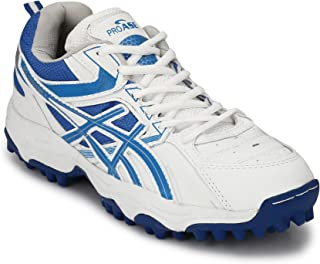 PRO ASE Blue Synthetic Cricket Shoes