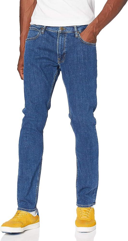 Lee luke ,jeans per uomo,98% cotone, 2% elastan L719PLRJ 1