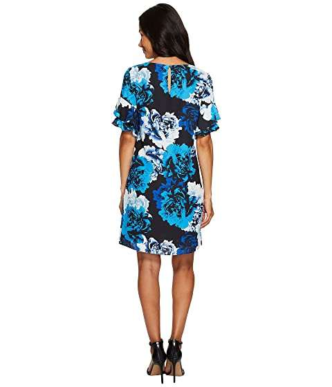 Bouquet Stately CeCe Tiered Sleeve Ruffle Dress w88fIvq
