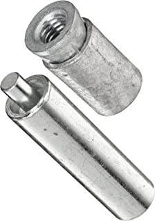 M4, Pitch 0.7mm FullerKreg M4x7x3mm Square Machine Screw Nuts,18-8 Stainless Steel,Pack of 100 Pieces,