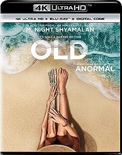 Old (4K Ultra HD) [Blu-ray]