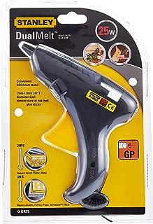 Stanley Trigger Feed Dual Melt Glue Gun, 0-GR25, STA0GR25, Multicolor