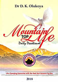 Mountain Top Life Daily Devotional 2018