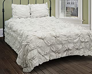 Rizzy Home Soft Dreams 3-Piece Comforter Set, King