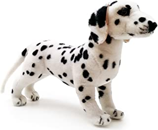 VIAHART Donnie The Dalmatian | 18 Inch Large Dalmatian Dog Stuffed Animal Plush | by Tiger Tale Toys