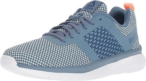 Reebok Wohommes PT Prime Runner FonctionneHommest chaussures, bleu Slate Dgtl rose Army, 11 M US
