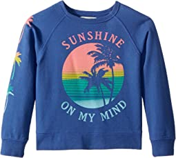 Sunshine On My Mind Fleece (Toddler/Little Kids/Big Kids)