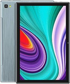 タブレット10インチ、WINNOVO P20 Android 10.0、8コアタブレット、RAM3GB/ROM64GB、1920x1200 FHD IPSディスプレイ 13MPカメラ 5G Wi-Fi GPS Bluetooth 5.0 Typ...