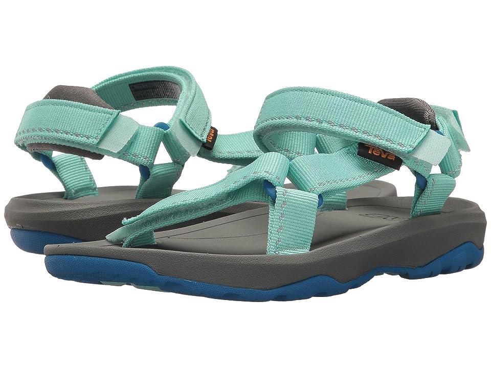 Teva Kids Hurricane XLT 2 (Little Kid/Big Kid) (Speck Sea Glass) Girls Shoes