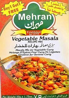 Mehran Vegetable Masala - 50 gm