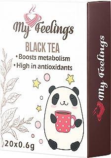 My Feelings - Té negro. Extracto en polvo (20 sticks de 0,6